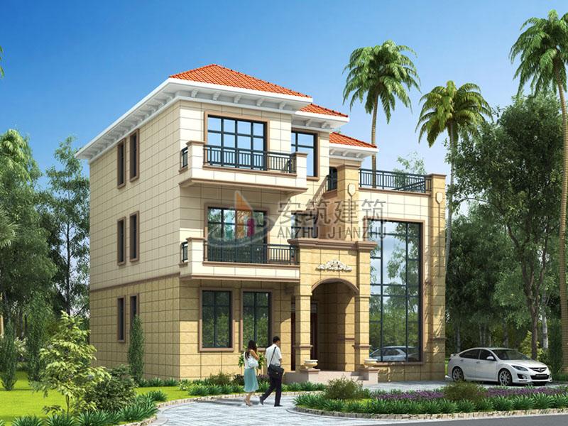 别墅设计图纸及效果图大全,小别墅设计图,房屋设计图,农村自建房别墅